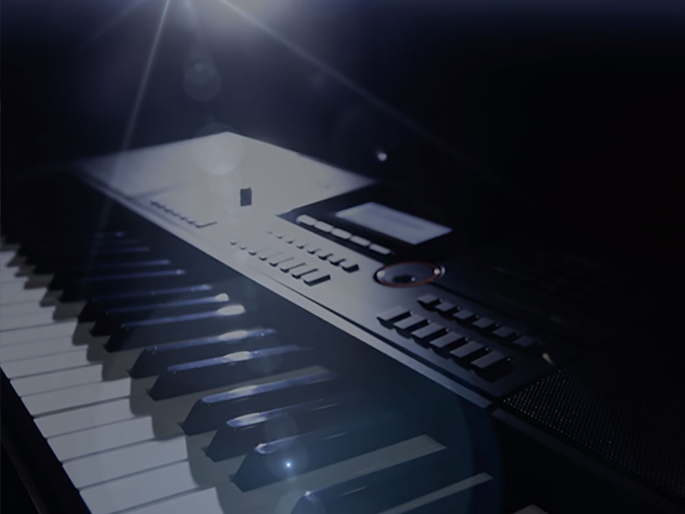Casio CTX-5000 Produktvideo by Pixle Media
