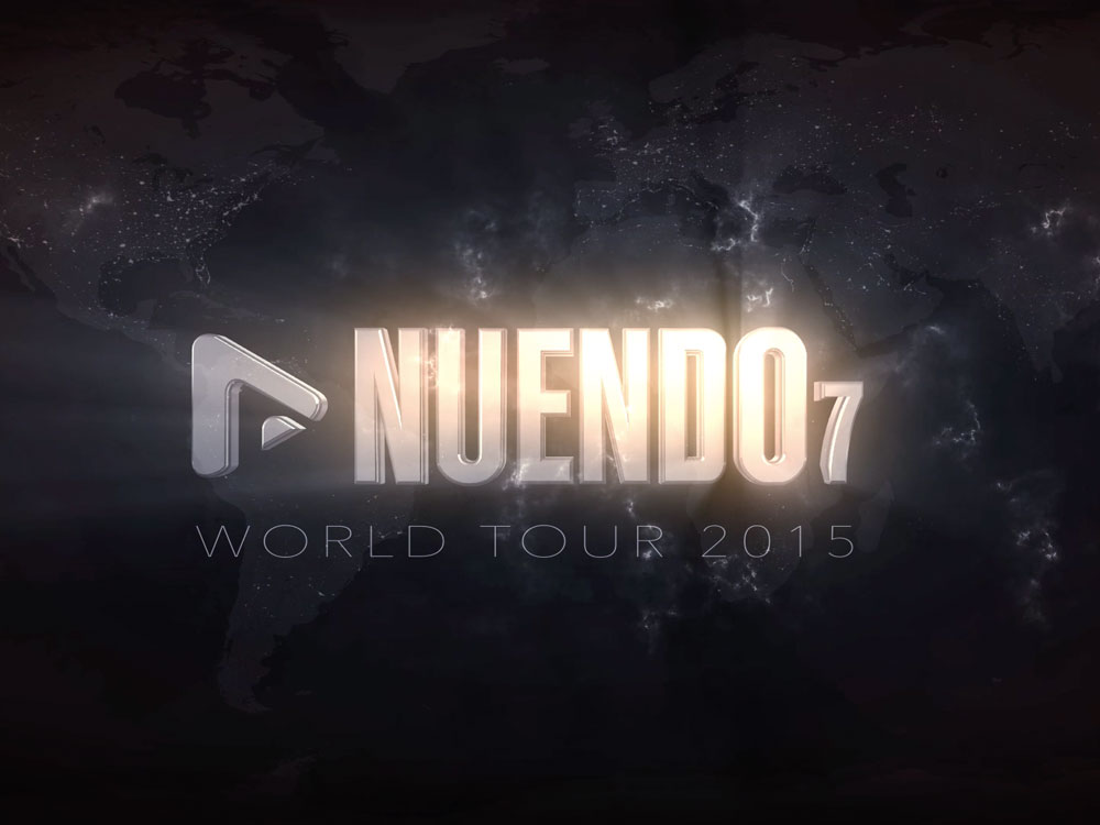 Nuendo Worldtour Animation by Pixle Media